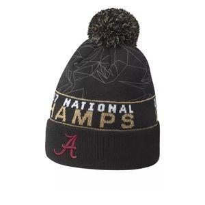 NWT Alabama Crimson Tide College Football Beanie